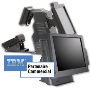 Caisses Tactiles IBM