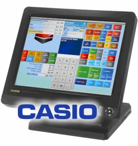 Caisses Tactiles Casio